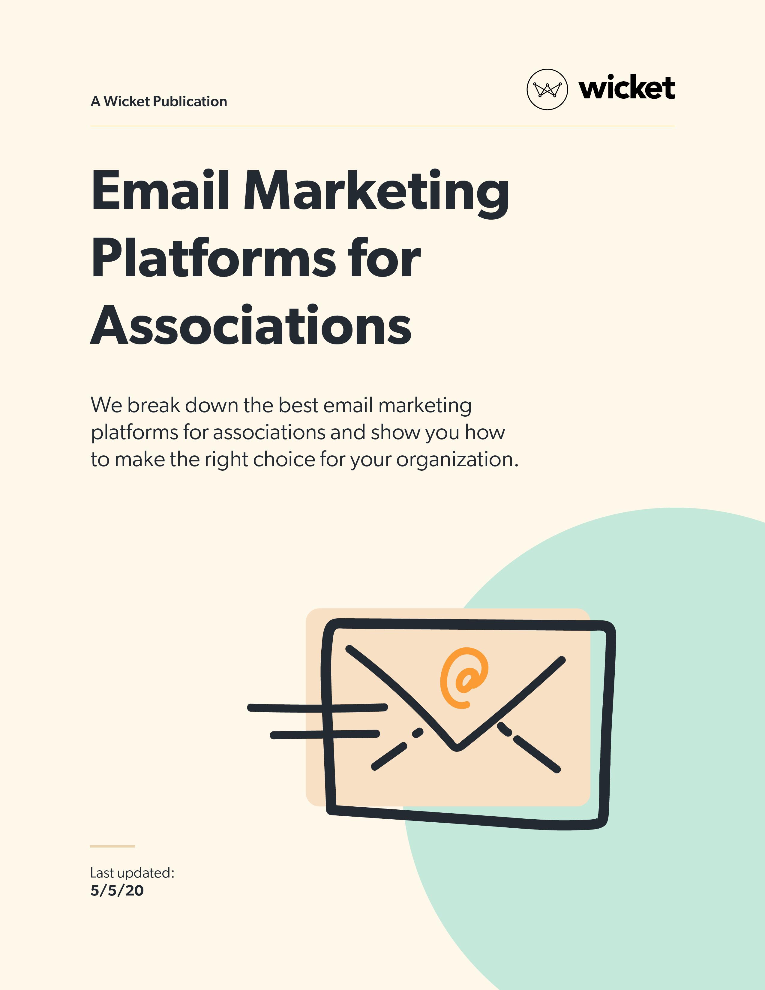 Email Marketing Platforms for Associations